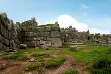 Free Sacsayhuaman Royalty Free Stock Photography - 19296167
