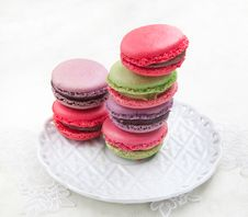 Free Colorful Cookie Stock Images - 19296584