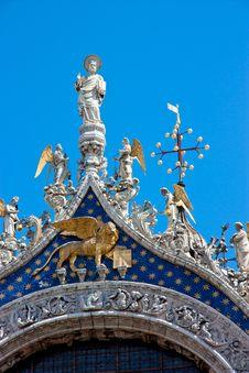 Free Basilica Di San Marco Royalty Free Stock Photos - 19296778