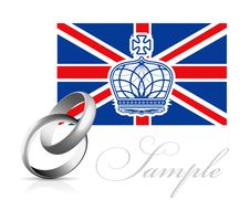 Free Royal Wedding Royalty Free Stock Photography - 19296857