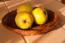 Free Apples Stock Photo - 19297420
