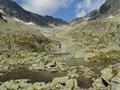 Free Small Lake At Mountain Royalty Free Stock Images - 1934579