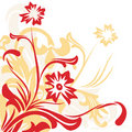 Free Floral Background - Vector Royalty Free Stock Photos - 1935668
