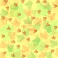 Free Colorful Leaf Gift Wrap Royalty Free Stock Images - 1935779