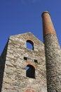 Free Cornish Tin Mine Royalty Free Stock Photo - 1937085