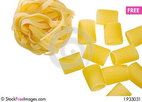 Free Pasta Stock Image - 1933031