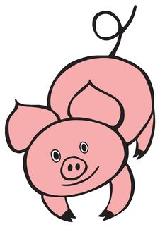 Free Swine Oink Royalty Free Stock Photos - 1930548
