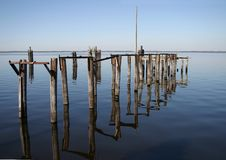Free Lake Structure 2 Royalty Free Stock Photo - 1931115