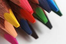 Free Color Pencil Stock Photo - 1931530