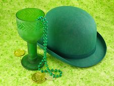 Free Irish Motif 2 Stock Image - 1931771