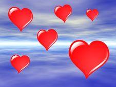 Free Hearts Stock Photo - 1932080
