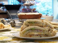 Free Sandwiches Royalty Free Stock Images - 1934609