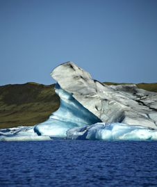 Free Close Up Iceberg Stock Photography - 1935432