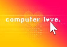 Free Computer Love Stock Photography - 1937272