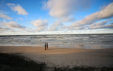 Free Coast Of The Baltic Sea Stock Photo - 1937950