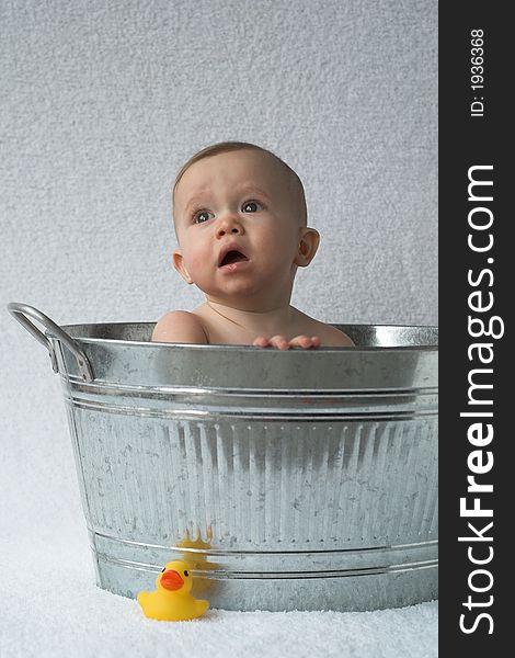 Tub Baby