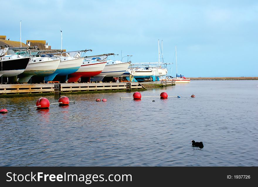Yachts On Stilts