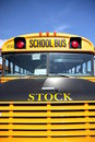 Free School Bus Royalty Free Stock Photography - 19302567