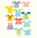 Free Baby Wardrobe Royalty Free Stock Images - 19307559