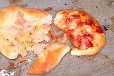 Free Mini Pizza Leftovers In A Box Stock Photo - 19301570