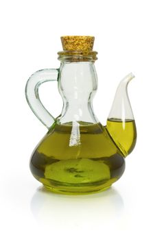 Free Bottle Of Olive Oil Stock Photos - 19302053