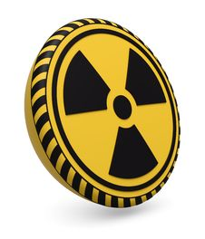 Free Nuclear Target Royalty Free Stock Image - 19302536
