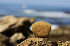 Free Balanced Rock Stock Photography - 19305812