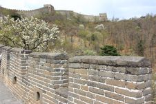Free Great Wall Of China Royalty Free Stock Images - 19307249
