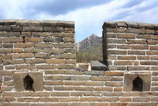 Free Great Wall Of China Royalty Free Stock Photography - 19307267