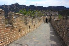 Free Great Wall Of China Stock Photo - 19307270