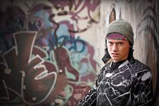 Free Paintball Player Royalty Free Stock Photography - 19309357