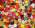 Free Colored Buttons Royalty Free Stock Photos - 19318358