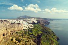 Free Santorini, Greece. Stock Images - 19310244