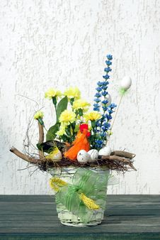 Free Reed  Easter Royalty Free Stock Images - 19311049