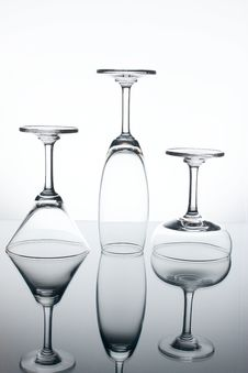 Free Cocktail Glass Royalty Free Stock Images - 19311089