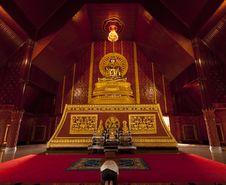 Free Thai Church. Stock Photography - 19311542