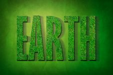 Free Green Earth Stock Image - 19311591