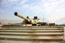 A Cannon Royalty Free Stock Photos