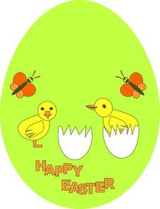 Free Happy Easter Stock Photo - 19313670