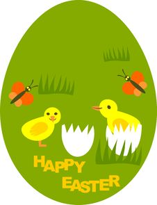 Free Happy Easter Stock Photos - 19313673