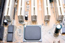 Free Black Processor Stock Image - 19313681