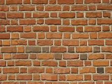 Free Brick Wall Royalty Free Stock Photos - 19314298