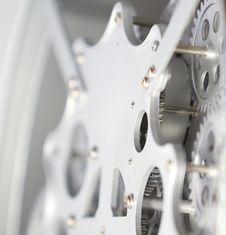 Free Clockwork Four Royalty Free Stock Photos - 19314988
