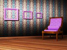 Free Interior Design Scene Stock Images - 19315274