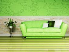 Free Bright Interior Design Royalty Free Stock Image - 19315436
