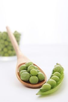 Free Green Pea Royalty Free Stock Image - 19315546
