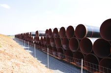 Free Storage Pipes Stock Photography - 19316142