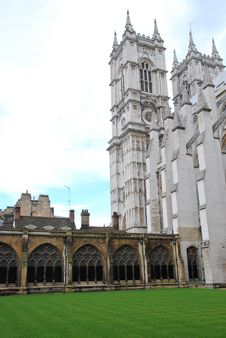Free Westminster Abbey Royalty Free Stock Photography - 19317947