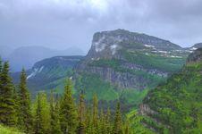 Free Glacier National Park Stock Photography - 19318052