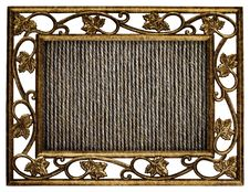 Free Frame Of Rusty Isolated Royalty Free Stock Photo - 19319235